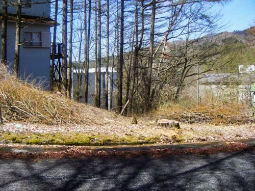 山中湖村/原野/土地200㎡(60.50 坪)