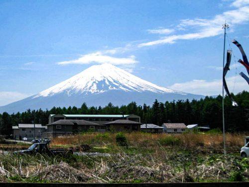 富士山(周辺)