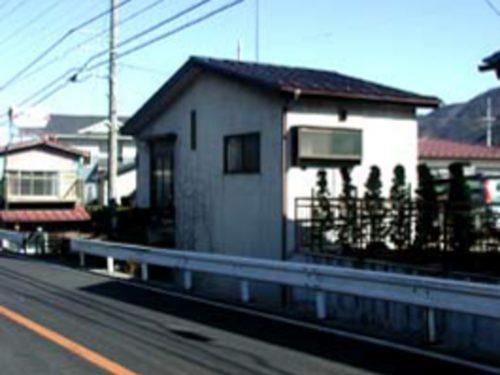 中古住宅(永住向き)木造2階建て/土地72/建物54/国道139号線接道、永住向き
